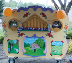 Orgel voor Veltmaat